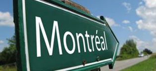 Montreal sign